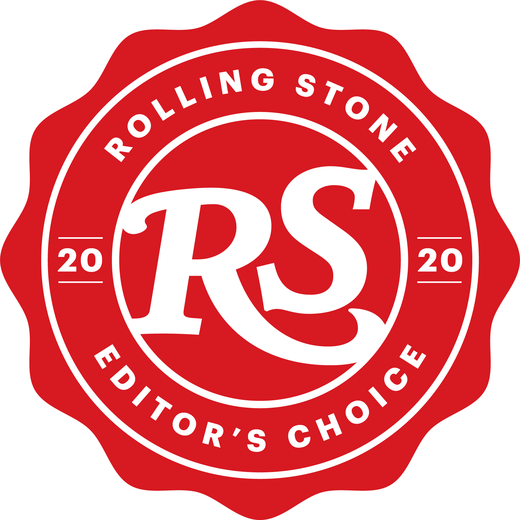 "Rolling Stone ""Editor's Choice 2020"""