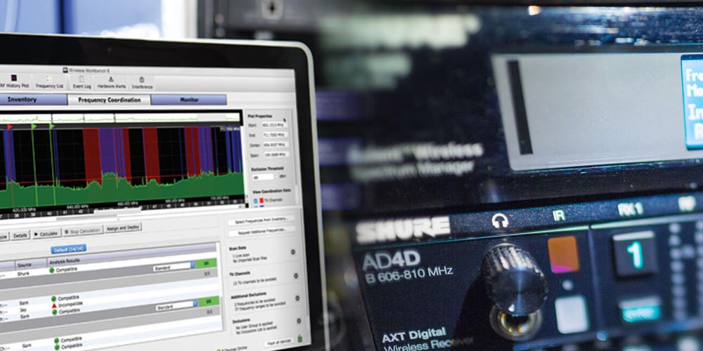 Getting the most out of Axient Digital with Wireless Workbench 6