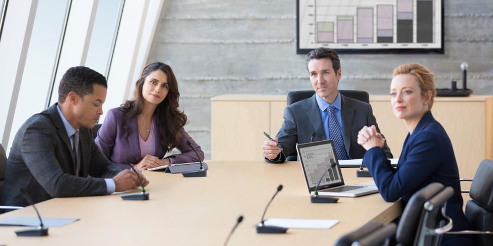 Good Audio Shouldn't be Limited to the Boardroom