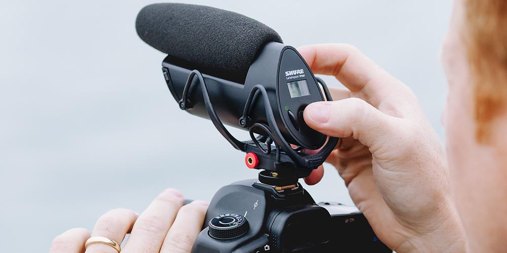 How to Mic a DSLR Video