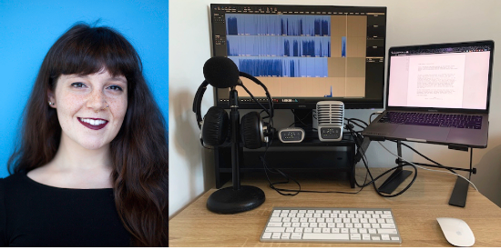 How to Produce a Podcast from Home