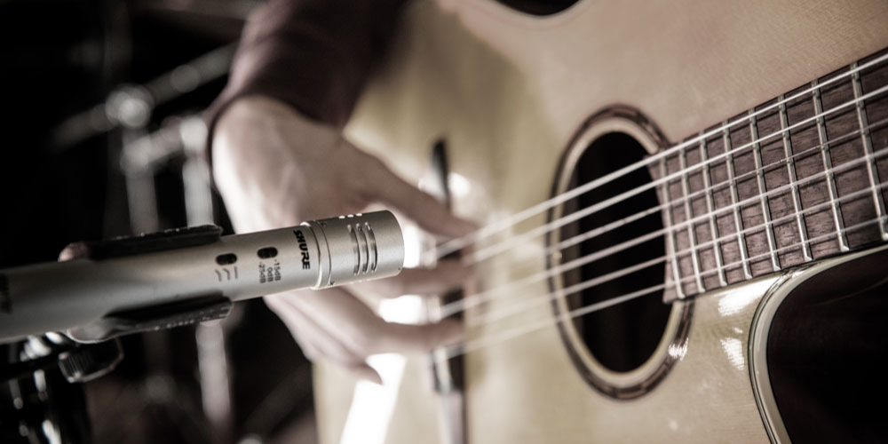 How to Record & Mix Acoustic Guitars