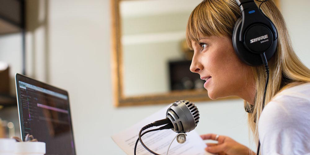 Live Podcasting: Trading Your Bedroom for the Stage