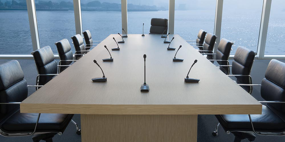 Mics and Mic Techniques for Conferencing Systems