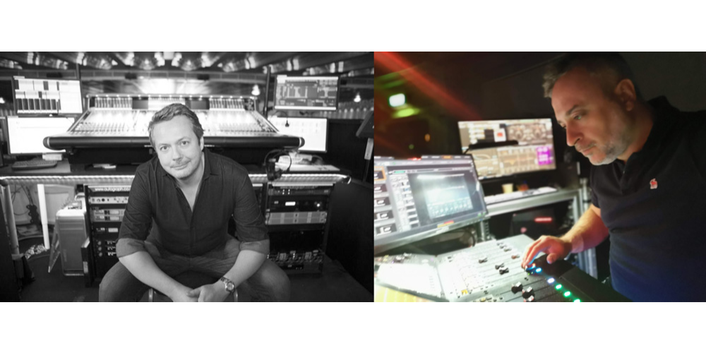 Pro Audio at Home with Richard Brooker and Matteo Cifelli