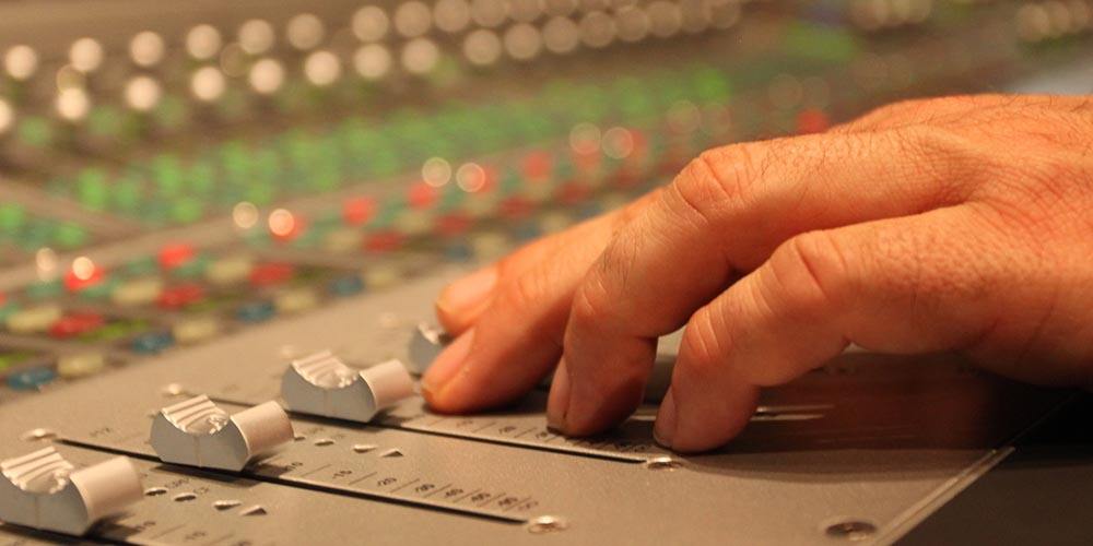 Professional Mixing Tips for Church Sound