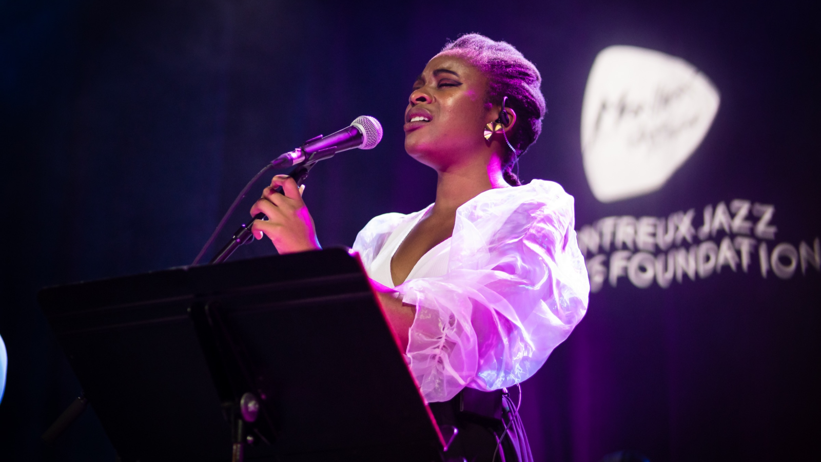 Shure & Montreux Jazz Artists Foundation Showcase 'Autumn of Music'