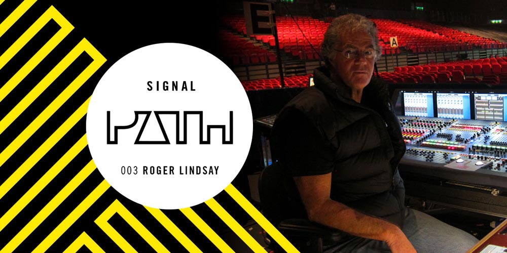 Shure Signal Path Podcast: Roger Lindsay