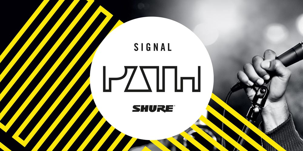 Shure Signal Path Podcast: The Stories Behind the Music