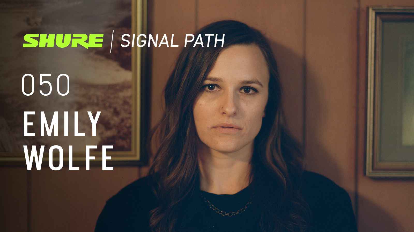Signal Path Podcast: Emily Wolfe