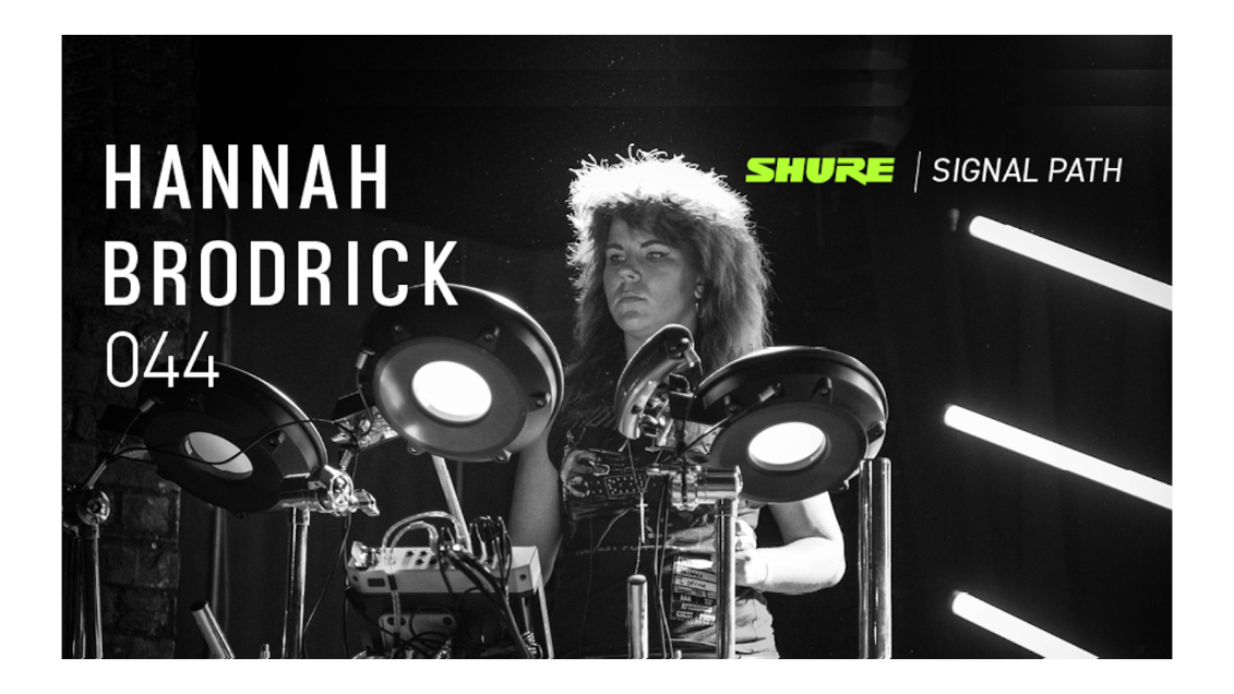 Signal Path Podcast: Hannah Brodrick