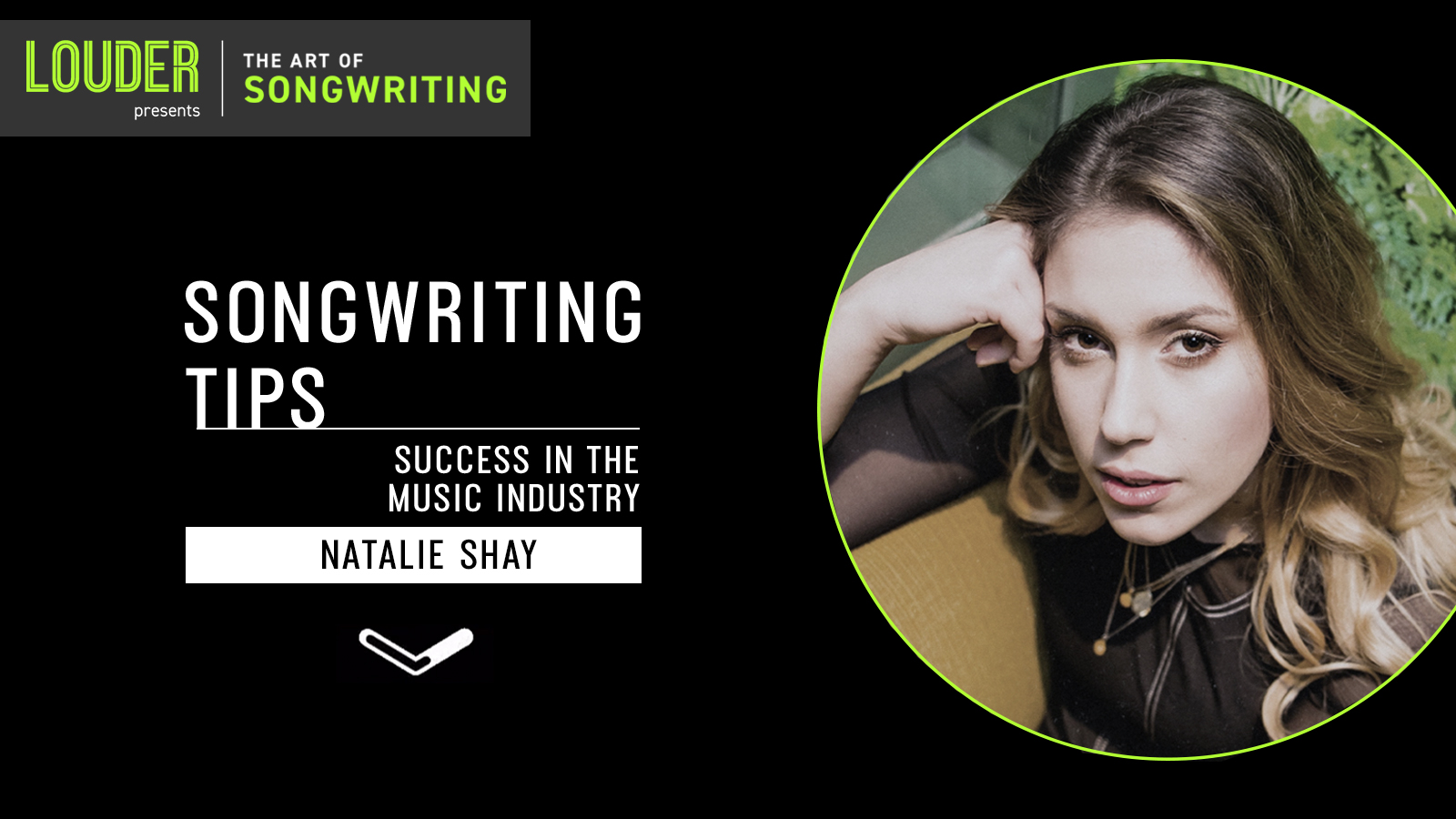 Natalie Shay on Writing Songs in a Changing Music Industry