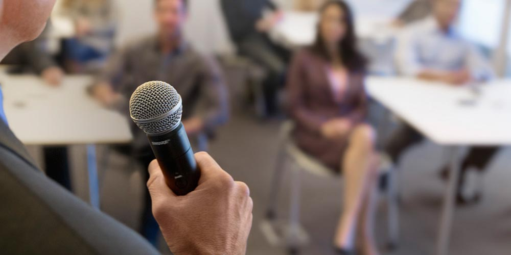 Specifying Wireless Microphone Systems: What to Consider