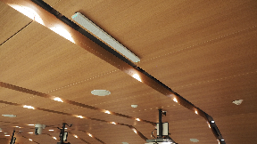 mxa710 theater ceiling
