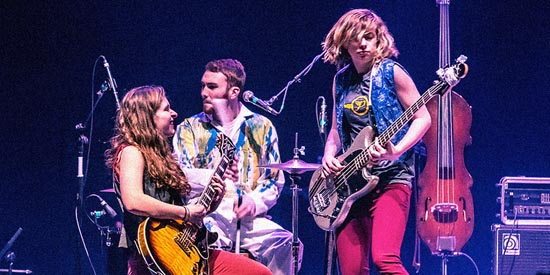 The Accidentals' First Tour Tips for Bands