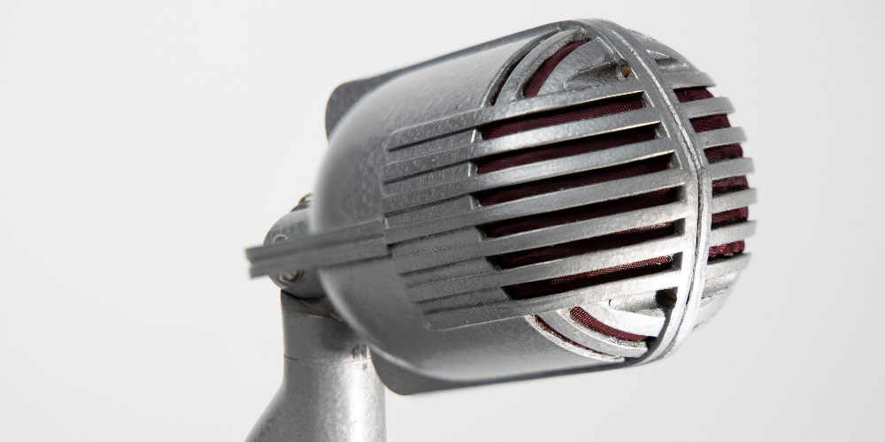 The History of Crystal Microphones and Artifacts from the Shure Archives
