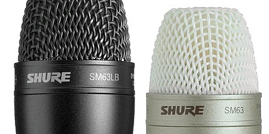 The SM63: A Go-To Outdoor Microphone