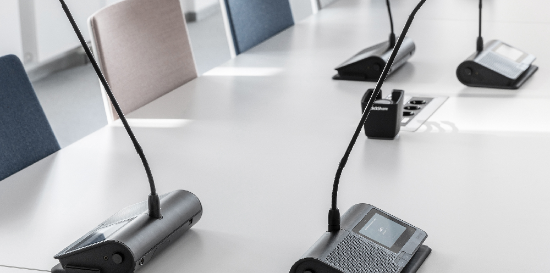 5 Star Conferencing: EVENT Hotels Group Benefit FromShure Microflex® Complete Wireless™ Solution