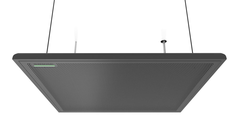 A&E's 60 Days In Docu-series Leverages Shure's Microflex® AdvanceTM Ceiling Array Microphone for Stealth Audio Solution