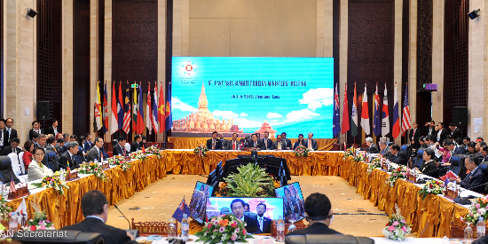 Shure Empowers 49th ASEAN Foreign Ministers' Meeting with Unrivaled Conference Solutions
