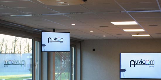 Shure MXW for Belgian Institute for Space Aeronomy