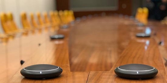 Leading chinese financial institution upgrades boardroom with digital conferencing audio from Shure