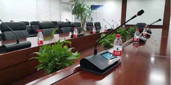 Mega Enterprise In China's Energy Market Upgrades Conference Room With MXCW