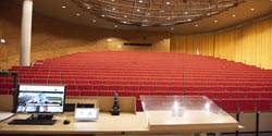 Network change in europe drives shure and jnv completion of new audio installation at one of the netherlands most respected universities