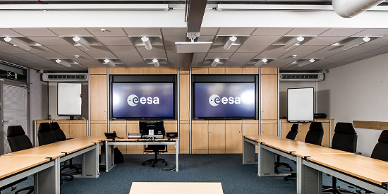 ESA In Cologne Benefits From MXA910 And ULX-D