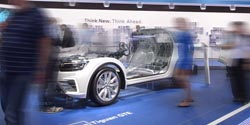BMW & VW Benefit From Flawless Wireless Communications At The IAA