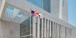 San Diego Central Courthouse Adopts Shure Microflex Wireless  Across 22-Story Downtown Building
