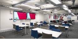 Shure Microflex® Advance™ Installation at Raspberry Pi HQ