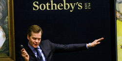 Shure ULX-D bei Sotheby's in London