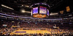 Staples Center Wins with Shure Wireless