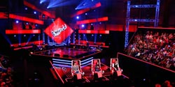 ULX-D Wireless Microphones Used On Prime-time German TV Show 'The Voice Kids'