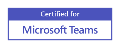 Microsoft Teams Certified Logo