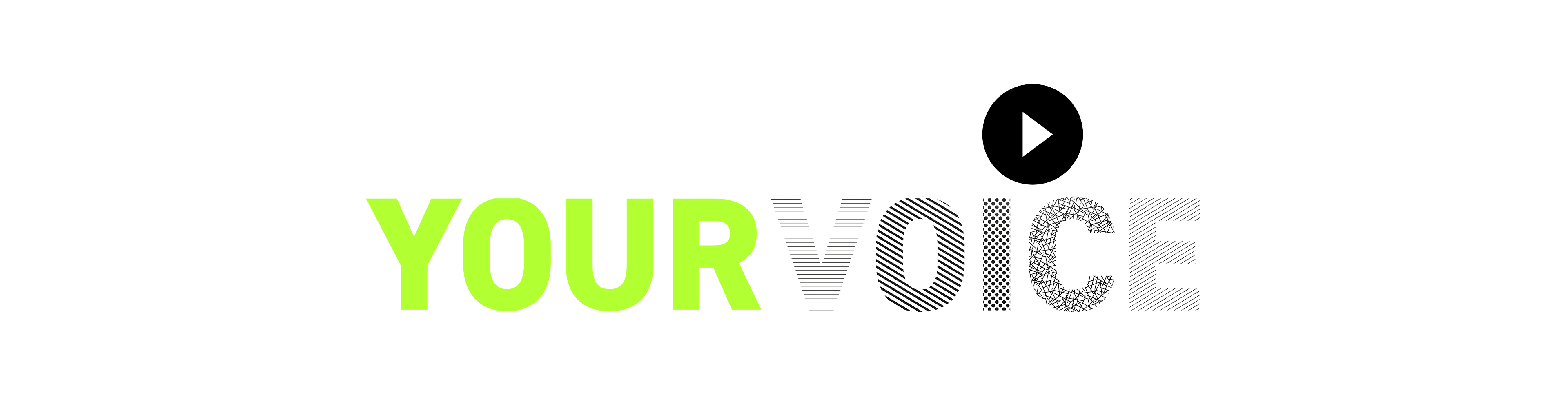 Elevate Your Voice (video play icon)