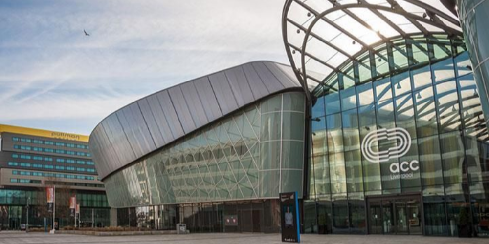 ACC Liverpool Future Proofs its RF System with Shure's Axient Digital
