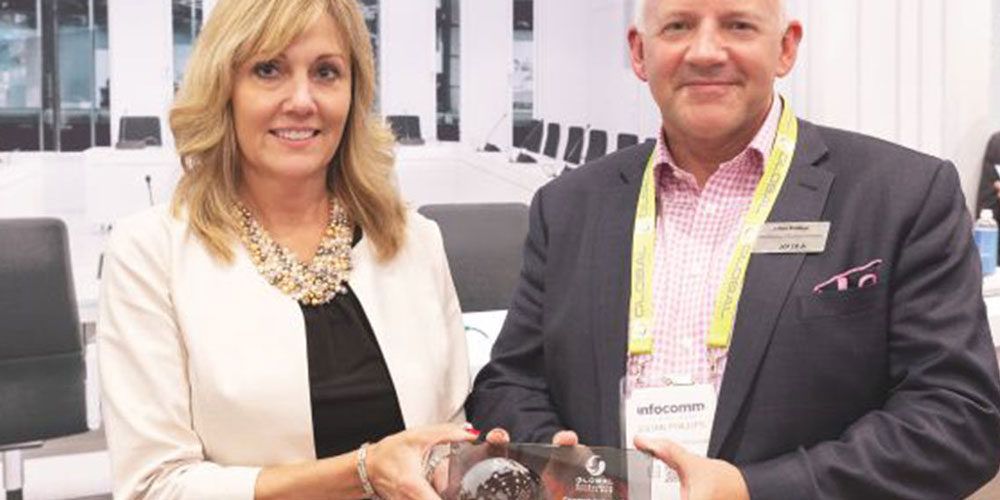 Shure Receives 2018 Global Excellence Award