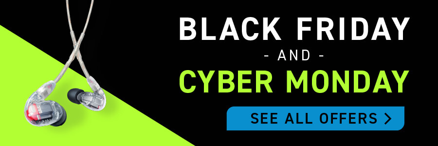 Black Friday and Cyber Monday - See all offers